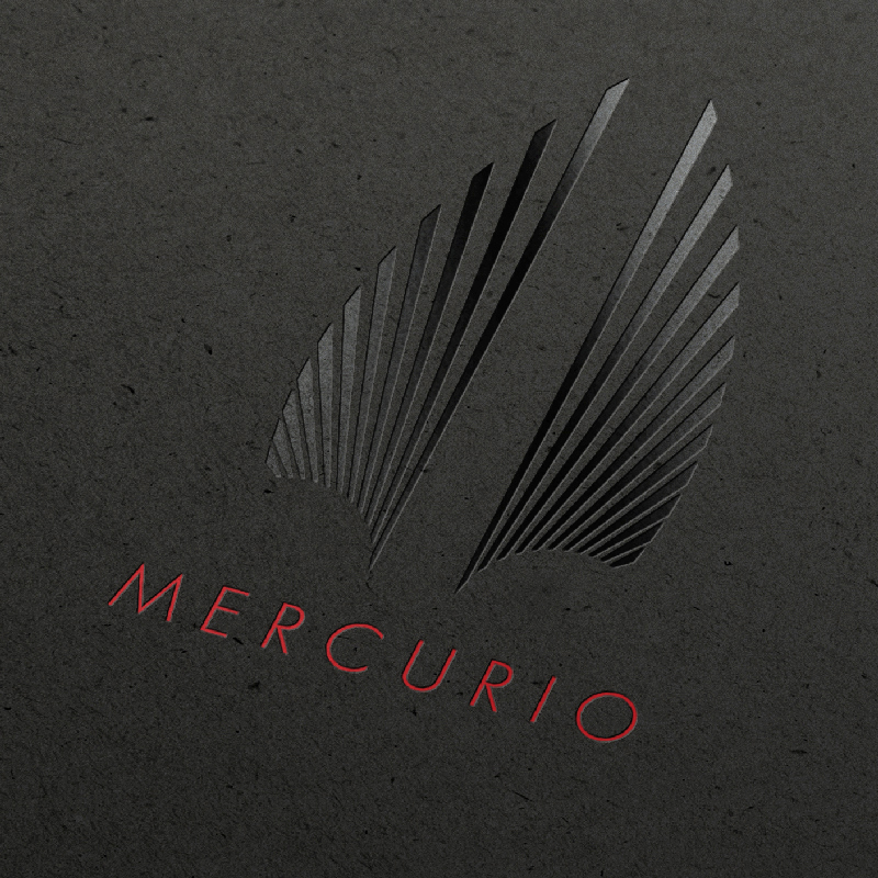 LOGO DESIGN/BRANDING  - Mercurio Marketing - ©UnParalleled, LLC dba UP-Ideas / Roger Sawhill / Mark Braught - Atlanta, Georgia | Lawrenceville, Georgia | Commerce, Georgia