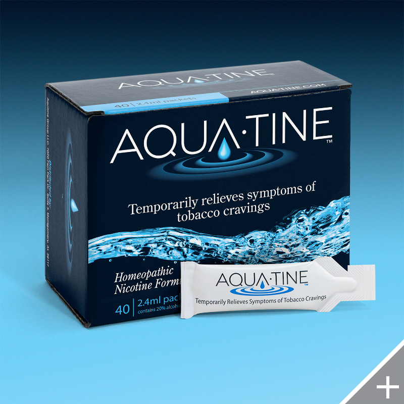 PACKAGE DESIGN - Aqua-tine - ©UnParalleled, LLC dba UP-Ideas / Roger Sawhill / Mark Braught - Atlanta, Georgia | Lawrenceville, Georgia | Commerce, Georgia