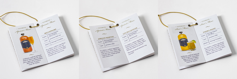 PRINT DESIGN - Stirrings | product booklet - ©UnParalleled, LLC dba UP-Ideas / Roger Sawhill / Mark Braught - Atlanta, Georgia | Lawrenceville, Georgia | Commerce, Georgia